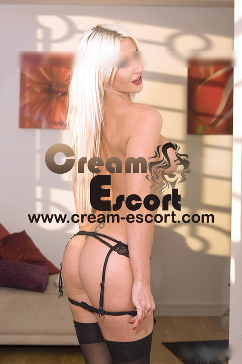 Anja - Bisexual Blonde Escort For Couples